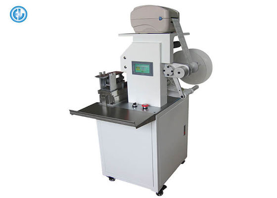 Automatic Cable Labeling Machine With Printing Label Function SGS Certificate