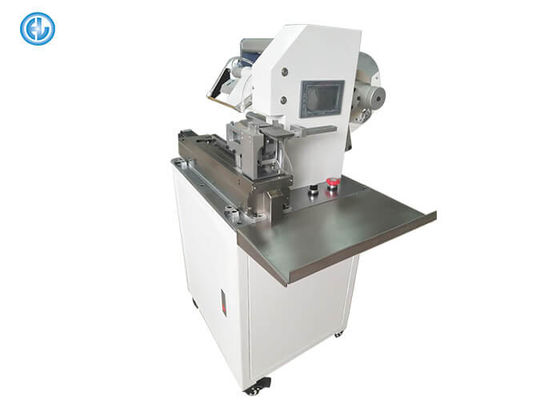 Circumference Cable Labeling Machine Applicable Folding Labels ±0.5mm Accuracy