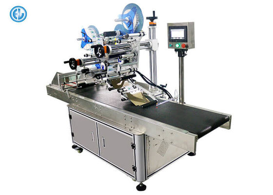 Advanced Sorting Industrial Label Machine Automatic Shutdown High Stability
