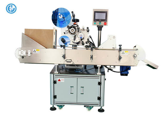 Nail Free / Solid Hose Vial Labeling Machine ,   Blood Tube Sleeve Automatic Labeling Machine