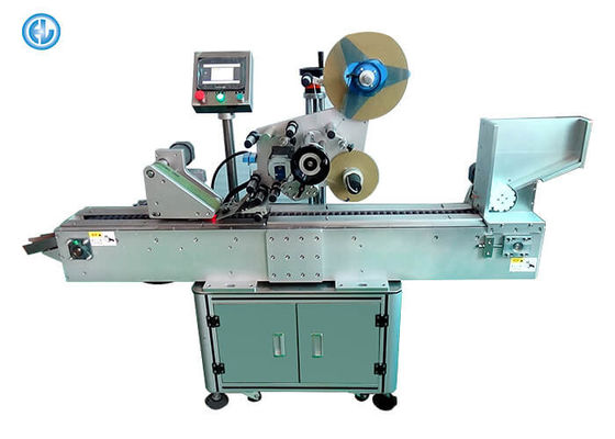 China Small Tube Labeling Machine Apply For Non Free Standing Round Bottle factory