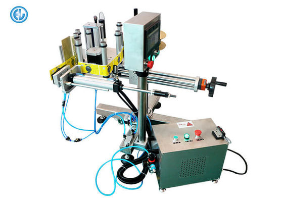 One Side Flat Labeling Machine Automatic With Assembly Line Packaging