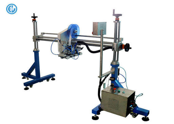 Top Surface Flat Labeling Machine For Production Line Packaging