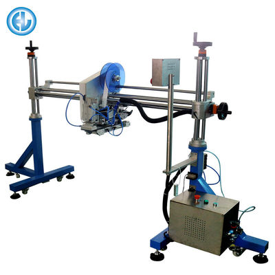 Matching Assembly Line Sleeve Labeling Machine Wine Box Packaging