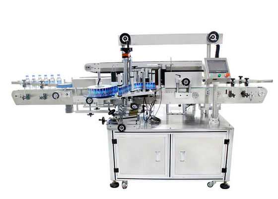 China Barcode Sticker Labeling Machine Double Side For Square Cans Bottles label applicator Manufacturer factory