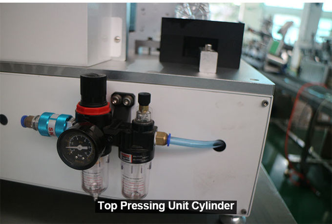 Semi Automatic Adhesive Labeling Machine For Small Paper